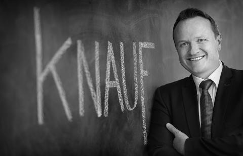 Manfred Posch, Knauf Insulation, Prokurist