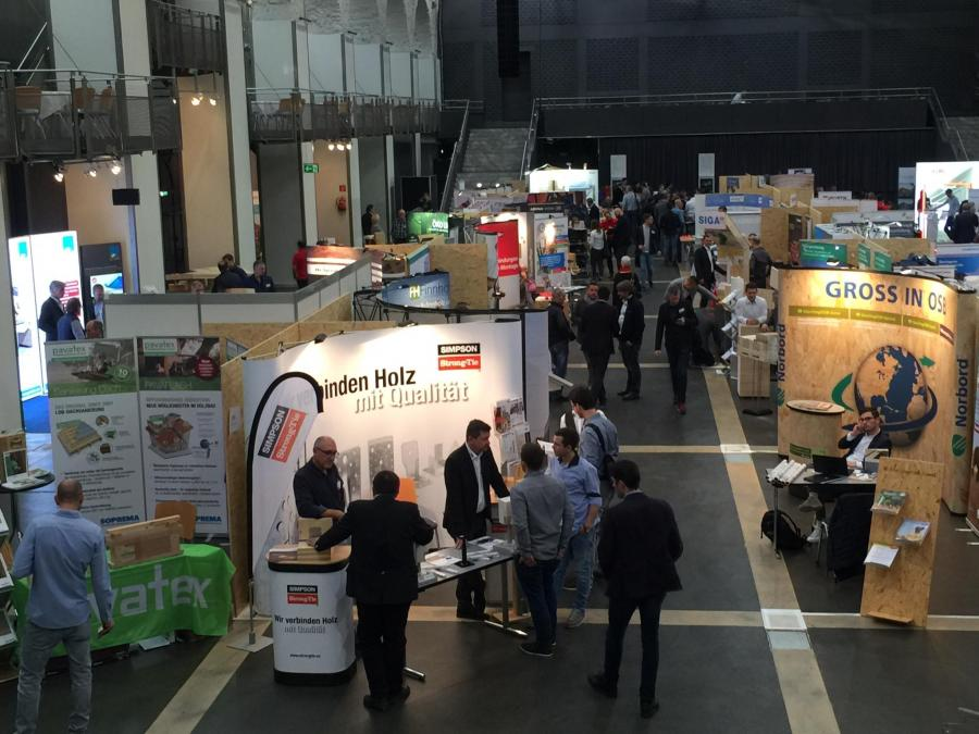 Knauf Insulation Forum, Holzbau International 2019